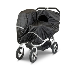 Raincover for Indie Twin 1 lift + 1 stroller