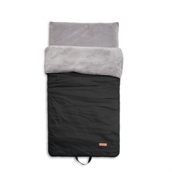 BabyTrold sleepingbag for Kindergarten, Black Grey